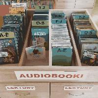 Audiobooki w Oddziale dla Dzieci i Młodzieży