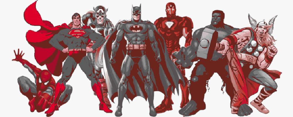 Bohaterowie komiksów